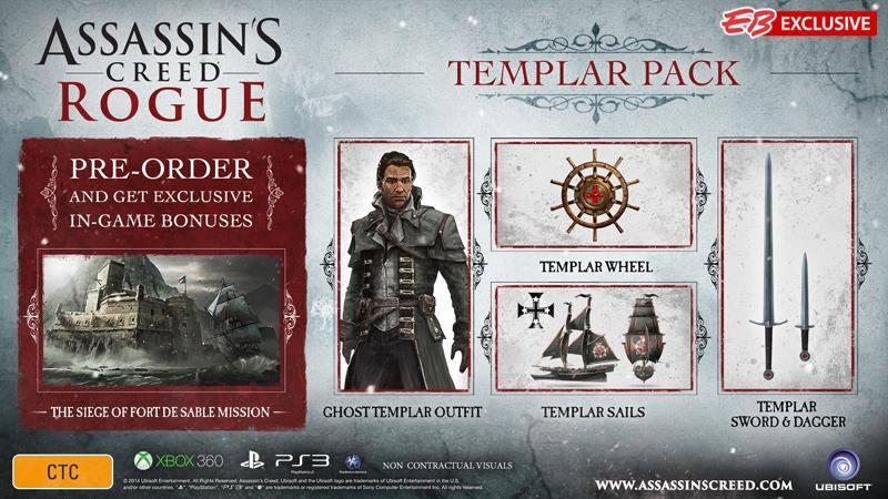 Templar pack