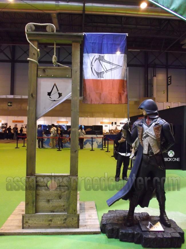 Arno 2m Madrid Games Week