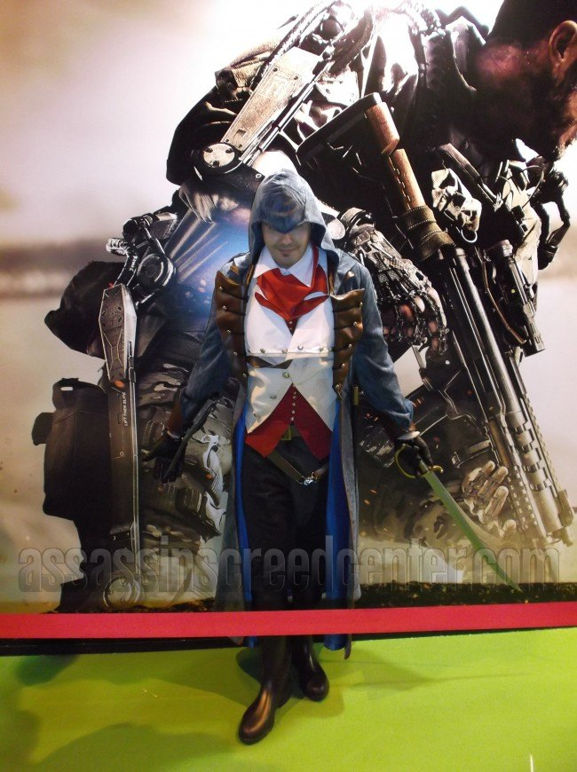 Cosplay Arno