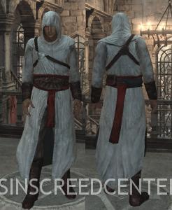 Altaïr Rango 1 - Novato