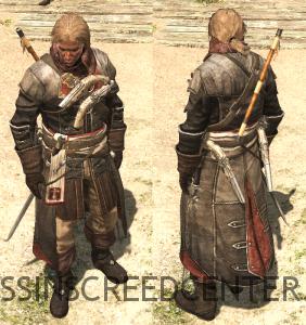 Armadura Templaria