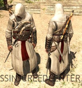 Atuendo de Altaïr