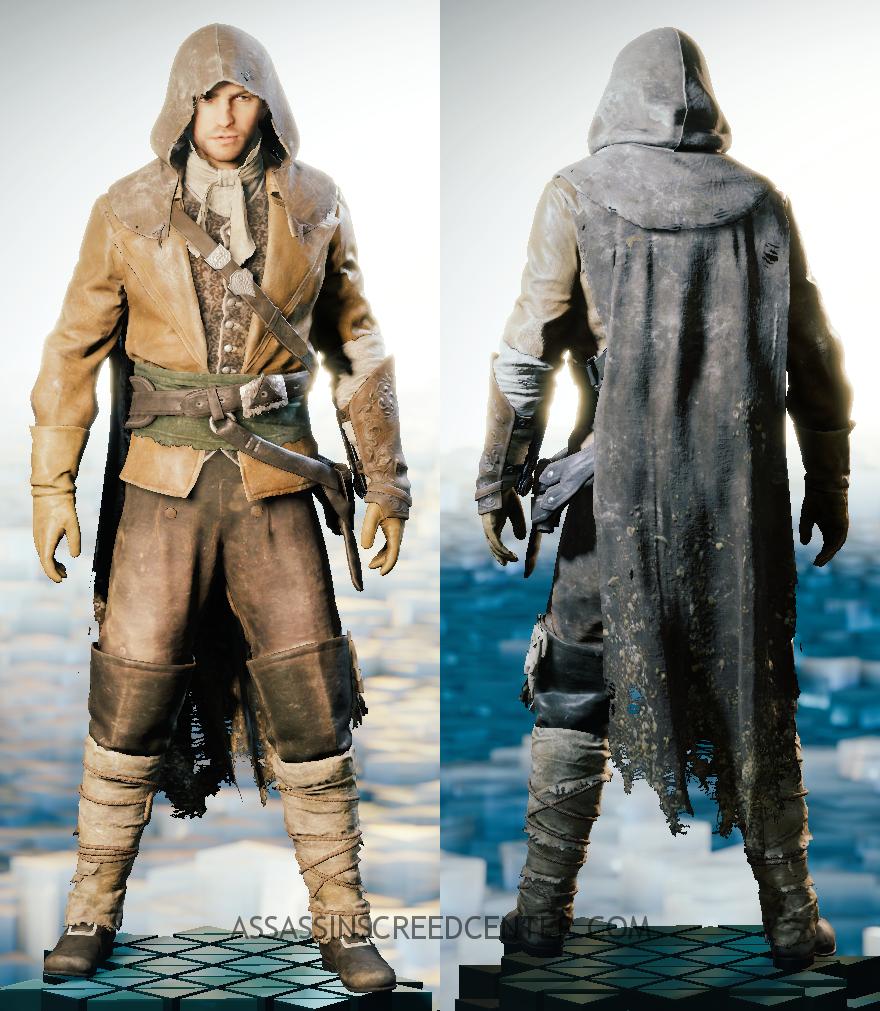 165. Atuendo de Asaltante  Assassinu0026#39;s Creed Center
