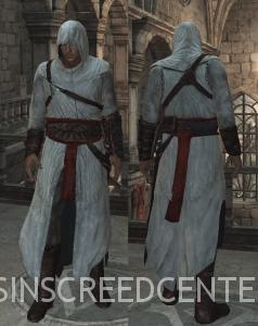 Altaïr Rango 2 - Sirviente