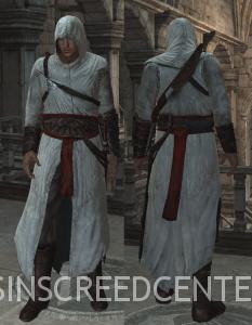 Altaïr Rango 3 - Asistente