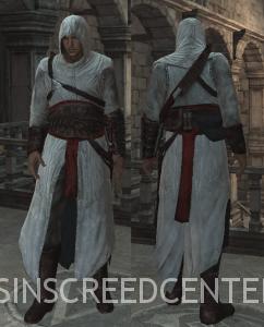Altaïr Rango 4 - Soldado