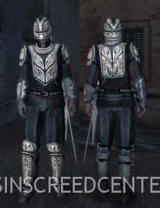 Atuendo de Guardia Borgia