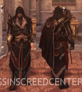 Armadura de Altaïr