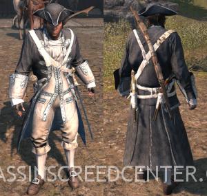 Uniforme de Capitán del Aquila