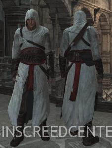 Altaïr Rango 8 - Veterano