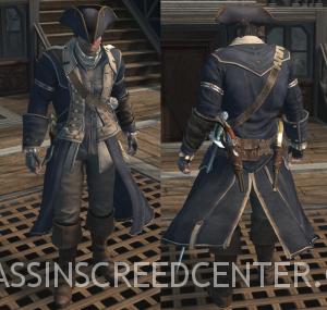 Uniforme de Aquila
