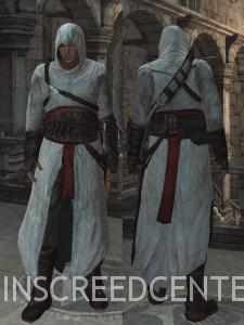 Altaïr Rango 9 - Maestro