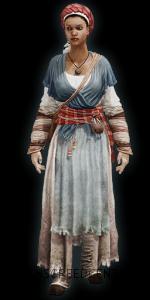 Disfraz de Chichén Itzá