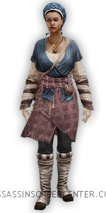 Disfraz de Niñera