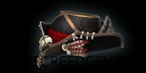 Sombrero de Cazadora de Cocodrilos