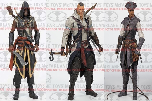 assassin-s-creed-series-2-set-of-2-aveline-de-grandpre-assassin-adewale-mcfarlane-11