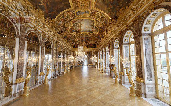 versailles hall of mirror