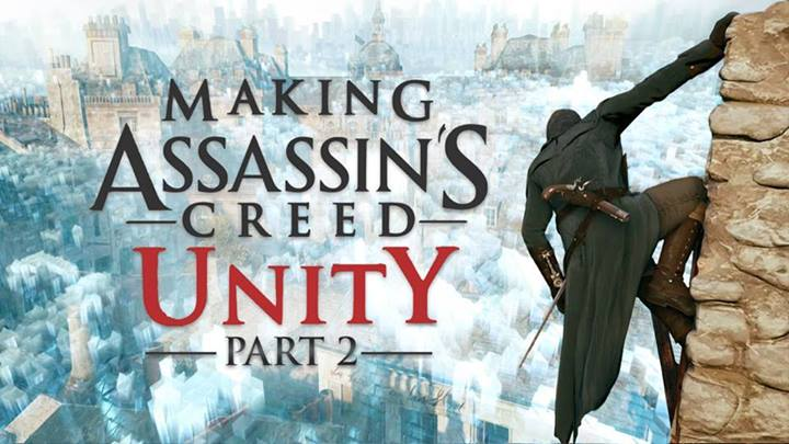 making Unity IGN