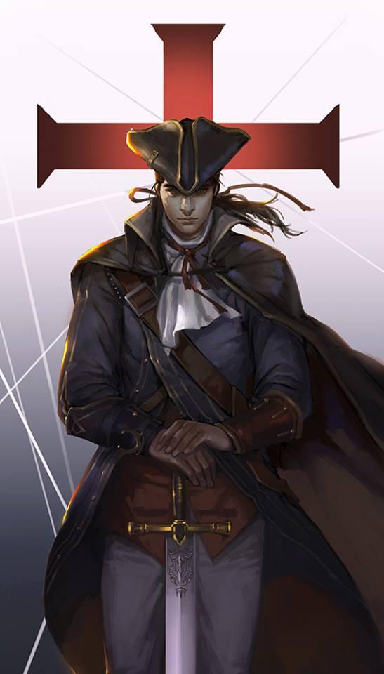 Templar Haytham