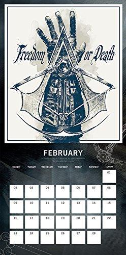 Calendario 2015 Febrero ACUnity