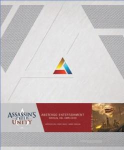 Reseña y Unboxing del Manual del Empleado de Abstergo