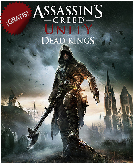 dlc Unity dead kings