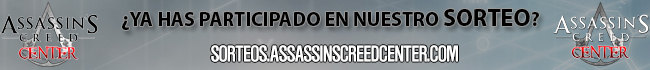 Participa Sorteos Assassins Creed Center
