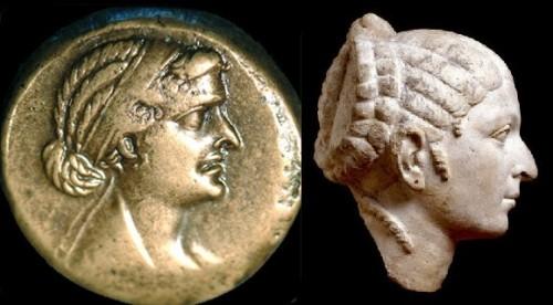 54rostro de Cleopatra