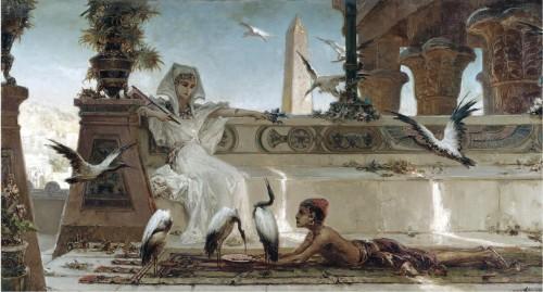60Cleopatra y Cesarion