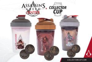 Nuevos Collector Cup de Assassin's Creed + ¿¿¿SORTEO???