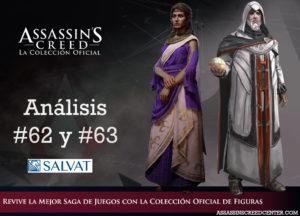 Assassin's Creed La Colección Oficial – Análisis #62 y #63