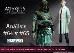 Assassin's Creed La Colección Oficial – Análisis #64 y #65